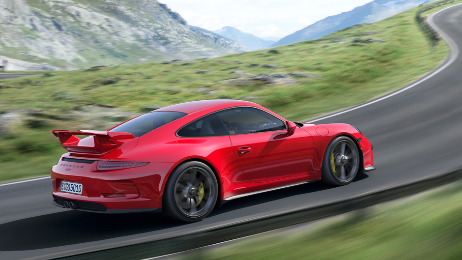 2014 Porsche 911 GT3 Revealed Ahead of Geneva Show