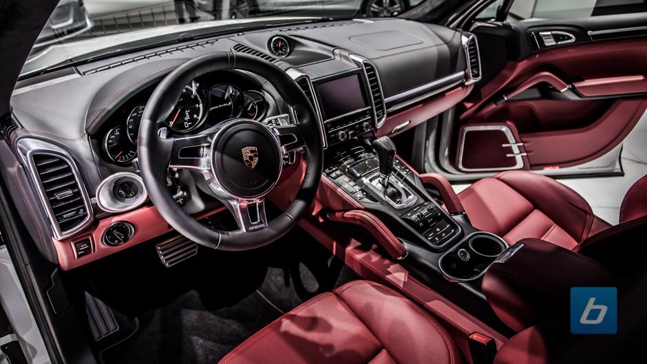 2014 Porsche Cayenne Turbo S interior  Porche Autos  Pinterest