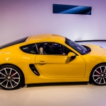 Porsche Unleashes New Cayman in Los Angeles (updated)