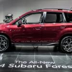 LA Auto Show: 2014 Subaru Forester