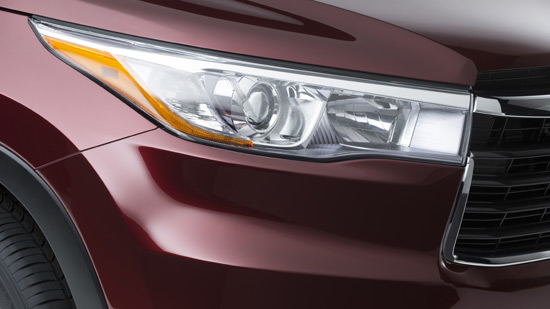 Next-Gen 2014 Toyota Highlander Will Debut Next Week