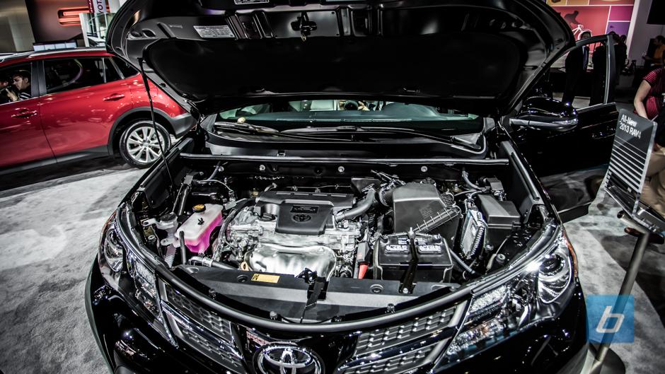New 2014 Toyota RAV4