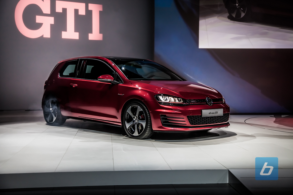 Meet The New Golf, Same As The Old Golf