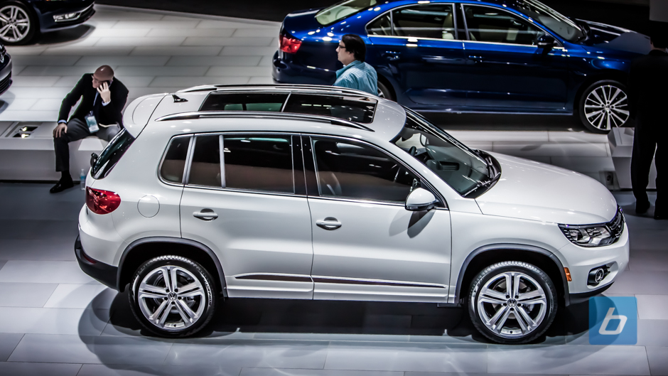 Volkswagen Adds R Line Trim To Touareg And Tiguan