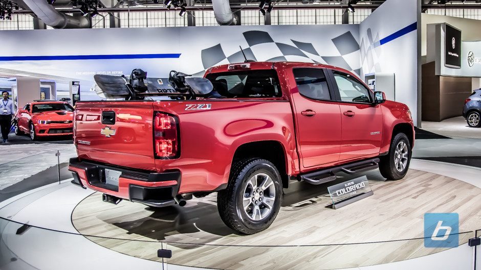 Back To Post 2015 Chevrolet Colorado And Gmc Canyon