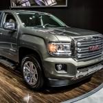 2015 Chevrolet Colorado and GMC Canyon