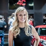 The Girls of the 2014 New York International Auto Show