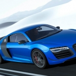 Laser Equipped Audi R8 LMX Special Edition