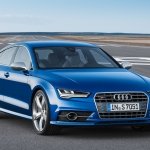Audi Unmasks the Facelifted 2015 A7 and S7