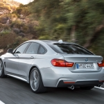 BMW's Longer, Wider, More Dynamic 4 Series Gran Coupe