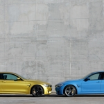 The New BMW M3 Sedan and BMW M4 Coupe