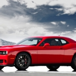 600+ HP 2015 Dodge Challenger Hellcat Unveiled