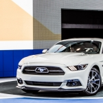 The Latest 2015 Ford Mustang Details