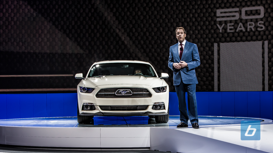Back to Post - The Latest 2015 Ford Mustang Details