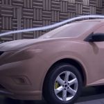 Nissan Improved Aerodynamics of 2015 Murano by 17%