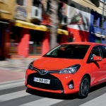 2015 Toyota Yaris, Straight Outta Europe
