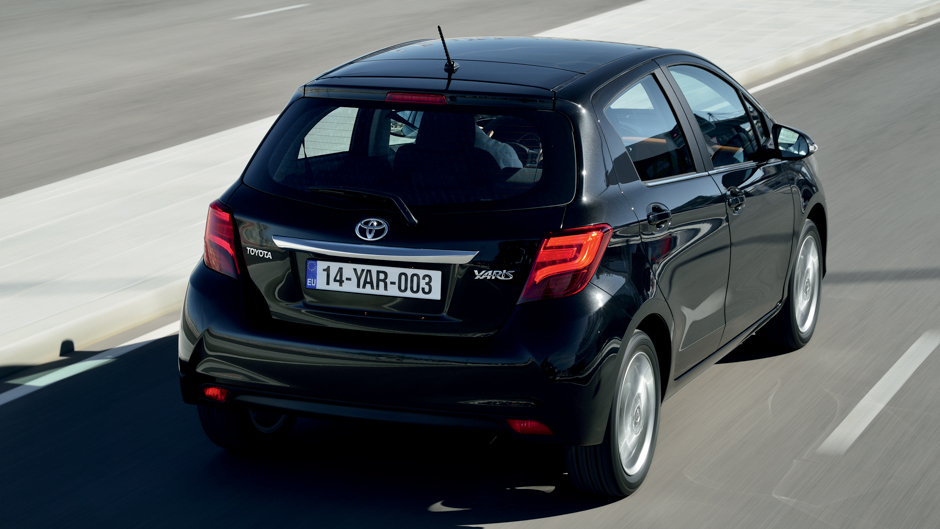 Back to Post - 2015 Toyota Yaris, Straight Outta Europe