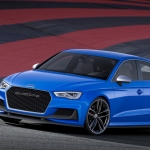 Audi Previews the RS3 With A3 Clubsport Quattro Concept
