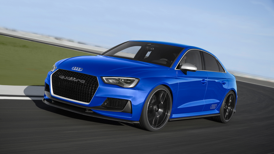 Audi A3 Clubsport Quattro Concept Worthersee 10
