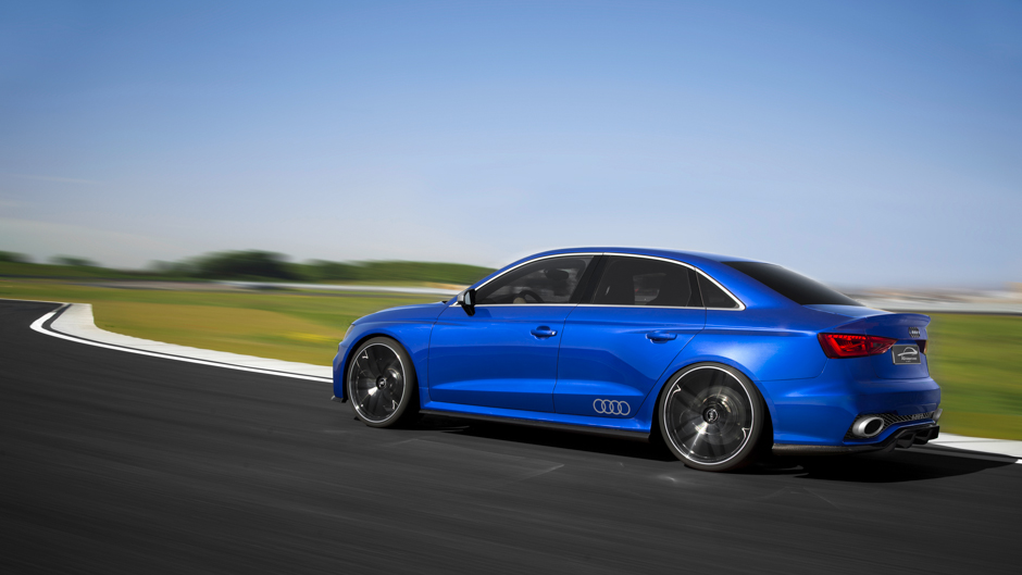 Audi A3 Clubsport Quattro Concept Worthersee 13
