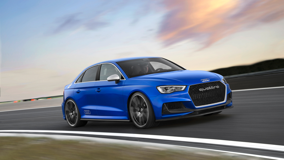 Audi A3 Clubsport Quattro Concept Worthersee 6
