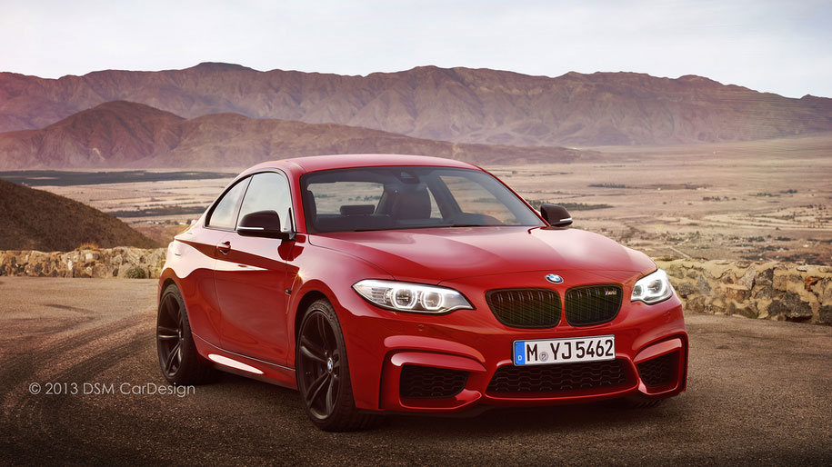 Rumor Bmw M2 F87 To Start Production Fall 2015
