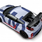 Veloster Midship Concept. Busan Autoshow