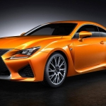 Lexus Wants Your Help To Name New Orange Paint