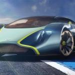 Aston Martin Unveils DP-100 Vision Gran Turismo