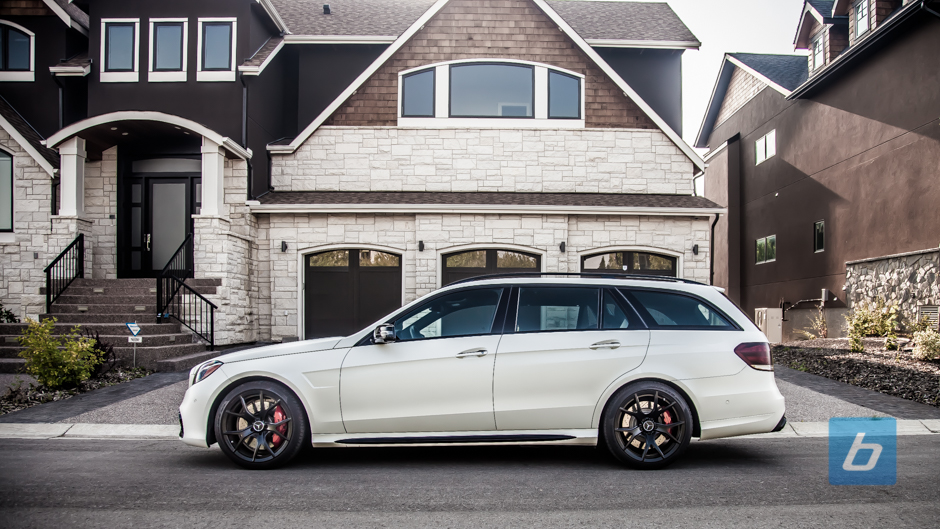 Benyl Mercedes E63s Wagon 6