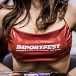 The Models of Importfest 2014 Toronto