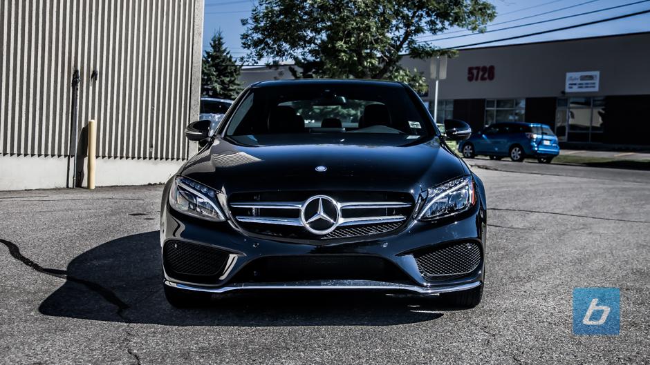 2015 mercedes benz c400 review 7 for Mercedes benz c400 price