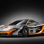 McLaren P1 GTR Design Concept Unveiled