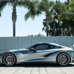 Toyota Unveils Updated FT-1 Concept at Pebble Beach