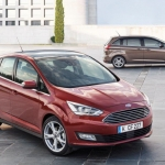 Ford Gives 2015 Euro-Spec C-MAX an Update