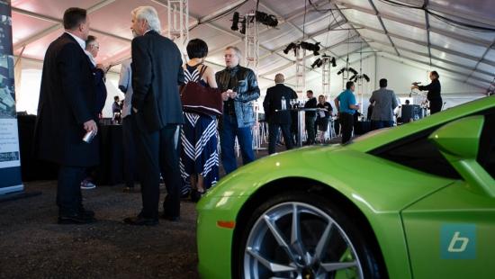Lamborghini Spearheads Calgary S First Luxury Auto Mall