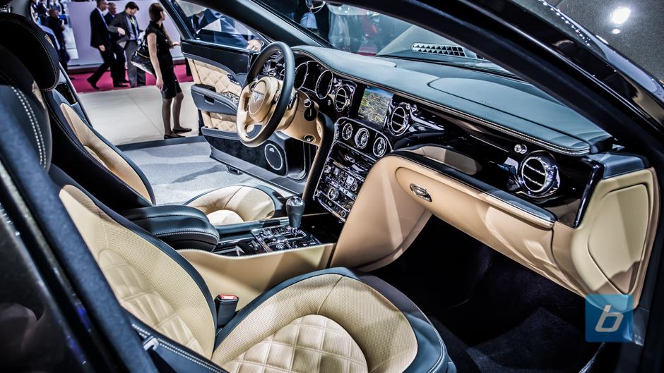 2015 Bentley Mulsanne Speed Paris 3
