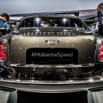 Bentley Mulsanne Speed, Paris Motor Show