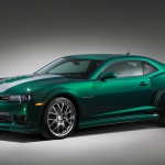 GM Wants Your Help to Name Special Edition Camaro for SEMA
