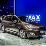 2015 Ford C-MAX Refreshed, Paris Motor Show