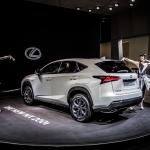 Lexus NX 200t Arrives for European Debut in Paris