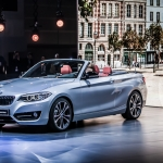 World Premiere of BMW 2 Series Convertible