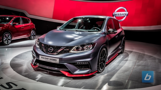 New Nissan Pulsar And Nismo Concept Debut At Paris Motor Show