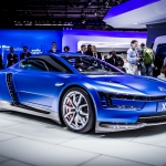 Meet the VW XL Sport, the XL1′s Not So Eco Friendly Sibling
