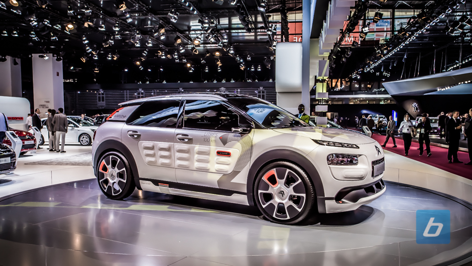 citroen c4 cactus airflow 2l concept. Black Bedroom Furniture Sets. Home Design Ideas