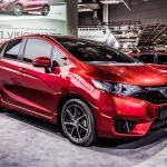 Honda Jazz Prototype, Paris Motor Show