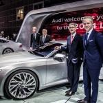 World Premiere of Audi Prologue in LA