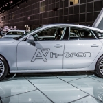 Audi Joins The Fuel Cell Club With A7 H-Tron