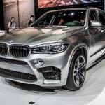 LA: BMW X5M and X6M