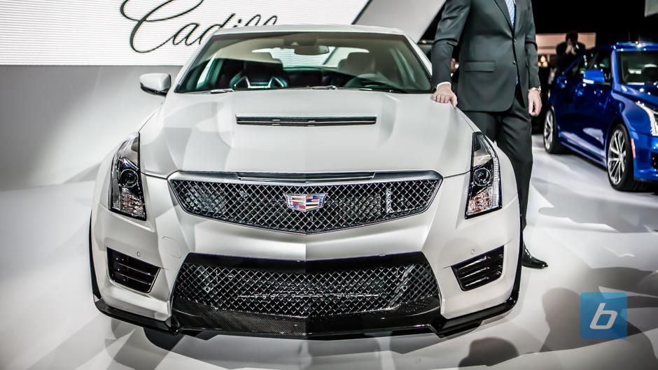 2016 Cadillac ATS-V – 2014 LA Auto Show